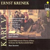 Krenek - Karl V (2001-10-23)