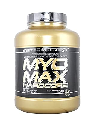 Scitec Nutrition MYO Max Hardcore Anabolic Muscle and Performance Enhancer Powder - 3080g, Max Chocolate from Scitec Nutrition