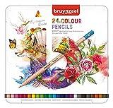 bruynzeel Buntstifte Expression, 24er Metalletui