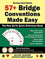 57+ Bridge Conventions Made Easy: The New Go-To Quick Reference Book