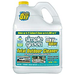 Oxy Solve Total Outdoor Pressure Washer Cleaner