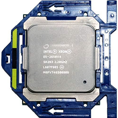 Intel Xeon E5-2650V4 - Procesador (Intel® Xeon® E5 v4, 2,2 GHz, LGA 2011-v3, Servidor/estación de Trabajo, 14 NM, E5-2650V4)