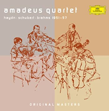 Haydn / Schubert / Mendelssohn / Brahms: String Quartets