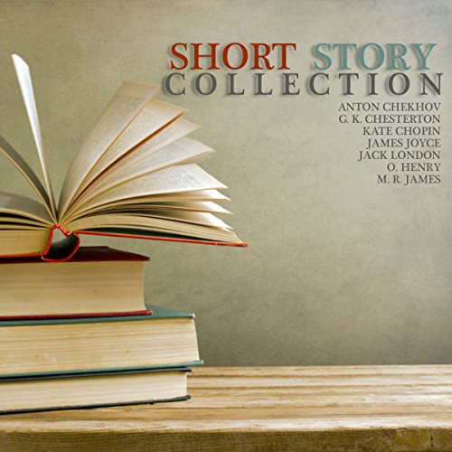 Short Story Collection audiobook cover art