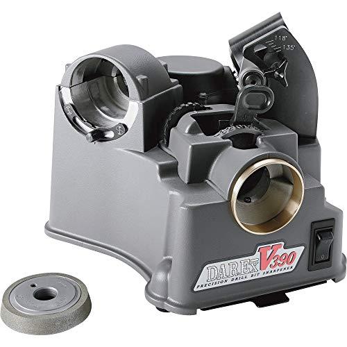 DAREX Drill Bit Sharpener - Model : V390 Capacity: 1/8' to 3/4'