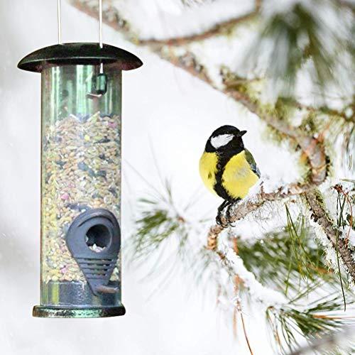 TAIPPAN hängen wildvogelfutterautomat eisendeckel Boden vogelfutterautomat PVC vogelfutterautomat wildvogelfutterautomat