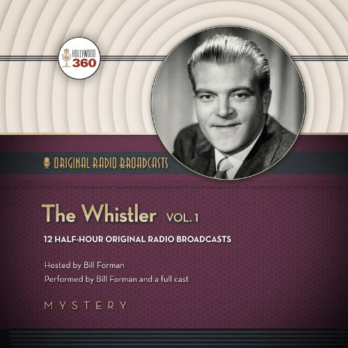 Couverture de The Whistler, Volume 1