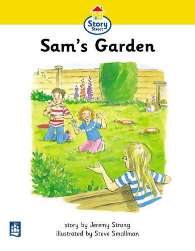 Story Street: Step 1 Sam's Garden(SS)の詳細を見る
