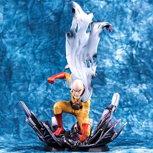 zxwd Anime Model Toy Doll PVC Caja de Regalo Serie Crafts Collection 25cm