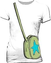 Scott Pilgrim vs. The World Ramona Flowers Bag White Juniors T-shirt Tee