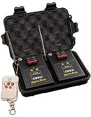 Sistema de encendido de 4canales para detonador eléctrico / para pirotecnia / sistema de encendido por radio frecuencia