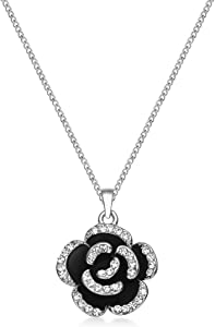 Mestige Women Necklace MSNE3949 with Swarovski Crystals
