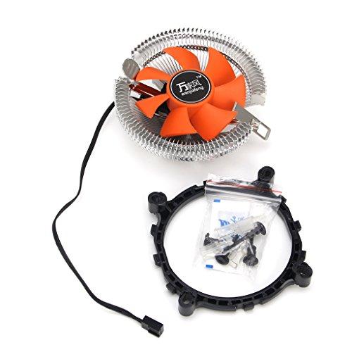 Ventilador para PC (2200 rpm, para Intel LGA775 / 1155 AMD AM2 / 3)