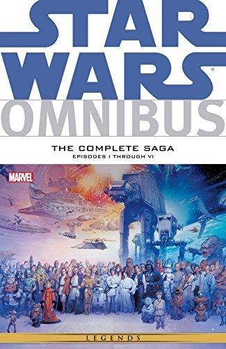 Star Wars Omnibus: Episodes I - VI (Star Wars: The Rebellion) (English Edition)