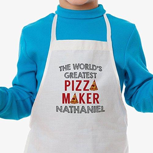 personnalisé Direct à pizza Maker personnalisés enfants Tablier