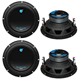 Planet Audio AC8D 8' 4800 Watt Car Subwoofers...