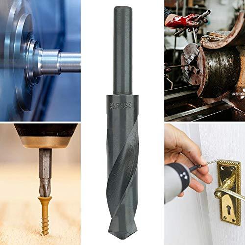 Twist Drill, HSS Drill Drill Bit, HSS Drill Bits Drill Bit Set Metal Wood for Cutting(21mm)