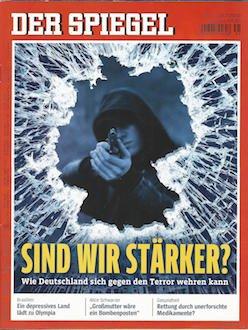 Der Spiegel 2016-31 Sind wir stärker. Wie Deutschland sich gegen den Terror wehren kann. Brasilien: Ein depressives Land lädt zu Olympia. Alice Schwarzer: