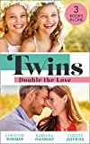 Twins: Double The Love: The Nanny's Double Trouble (The Bravos of Valentine Bay) / Executive: Expecting Tiny Twins / The Matchmaking Twins (English Edition)