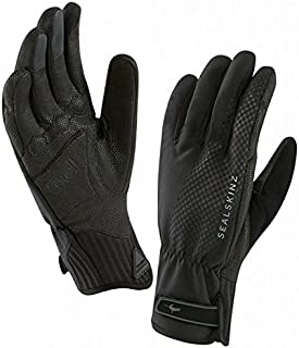 Sealskinz 122161708001-S Women's All Weather Cycle XP Glove, Small, Black