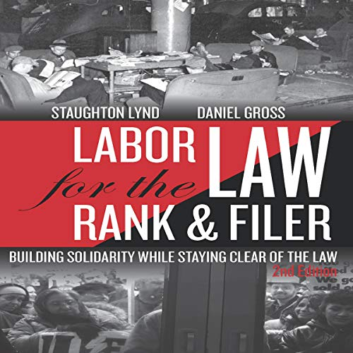 Labor Law for the Rank & Filer cover art