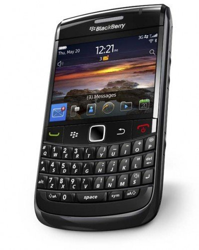 Blackberry Bold 9780 - Smartphone Vodafone Entriegelt (5 MP-Kamera, 512 MB Kapazität, QWERTY-Tastatur, Blackberry S. O. 6) Schwarz