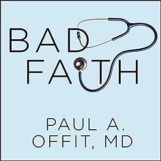 Bad Faith audiobook cover art