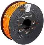 AmazonBasics - Filamento para impresora 3D, tereftalato de polietileno (PETG), 1,75 mm, cinta de 1...