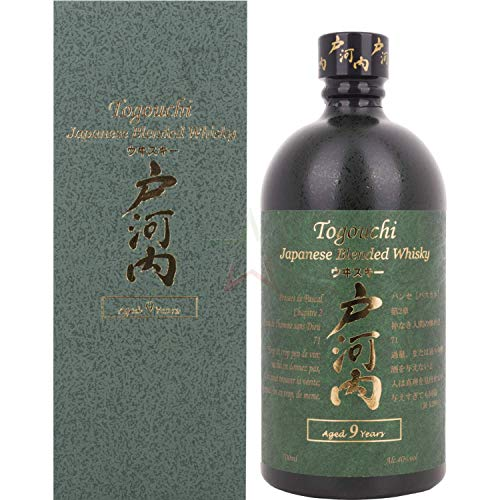 Togouchi 9 Años Blended Whisky - 700 ml