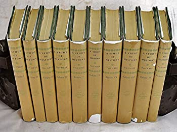 Hardcover A Study of History (Ten Volumes) Book