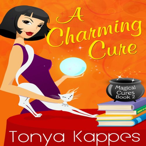 A Charming Cure audiobook cover art