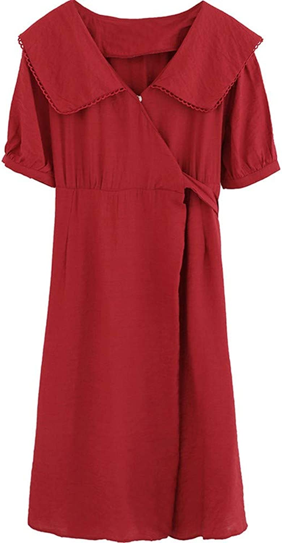 MSNZS Dresses Vintage High Waist Dress