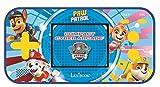 Lexibook JL2367PA PAW Patrol Helfer auf Vier Pfoten Chase Compact Cyber Arcade Tragbare Spielkonsole, 150 Gaming, LCD, Batteriebetrieben, Rot/Blau
