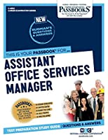 Assistant Office Services Manager