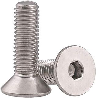 M10*40(10pcs) Tornillos de pulgar de 10 piezas M10 Tornillo de pulgar de acero al carbono galvanizado Tornillo de cabeza moleteada plana Sujetador de pernos
