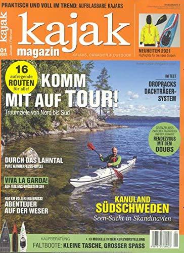 Kajak Magazin 1/2021