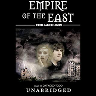 Empire of the East audiobook cover art