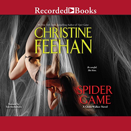 Spider Game audiobook cover art
