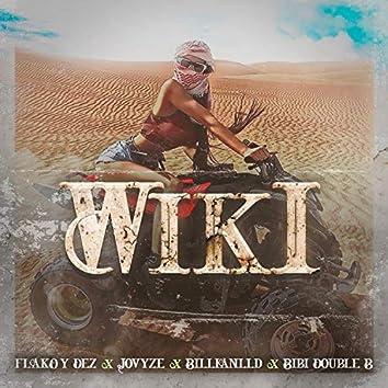 Wiki (feat. Jovyze, Billian LLD & Bibi Double B)