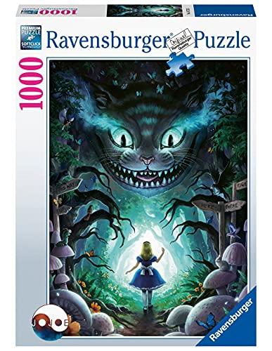 7333 ラベンスバーガー ディズニー 不思議の国のアリス ジグソーパズル パズル 1000ピース Disney Adventures Of Alice [並行輸入品]