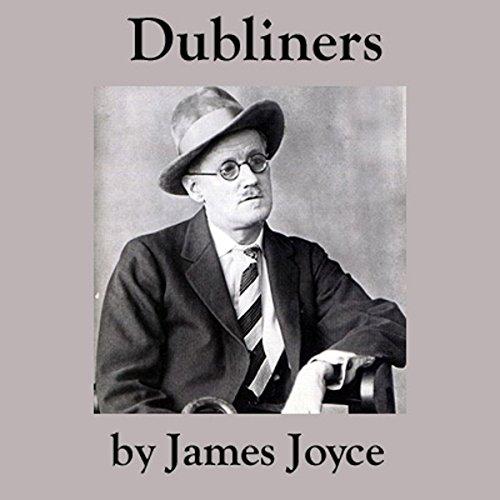 Dubliners  audiobook cover art