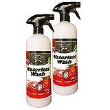 Wasserloses Wash & Wax KFZ-Reiniger von Diamond Shine - Eco freundlichen Glanz & Polish für Ihr...