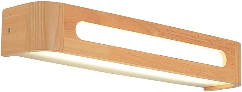 bienvenido a elegir ZCCBD Aplique LED Aplique de de de Parojo Aplique Moderno de Madera Maciza, Dormitorio, Cocina, Cocina, Fuente de luz Amarilla cálida (Diseo   A)  Felices compras