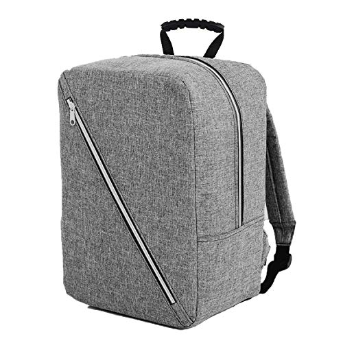 Ryanair Travel Backpack, Hand Luggage 40x20x25 Ryanair, Rain and Abrasion Resistant Cabin Luggage Approved Under Seat