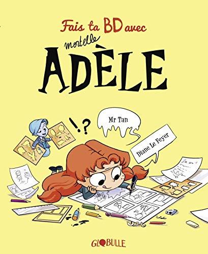 Fais ta BD avec Mortelle Adèle