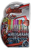 Unbekannt Blister 12Stifte Gel VENGADORES Avengers Marvel