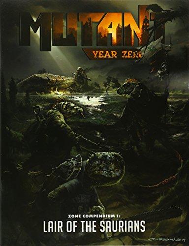 MUTANT YEAR ZERO - LAIR OF THE