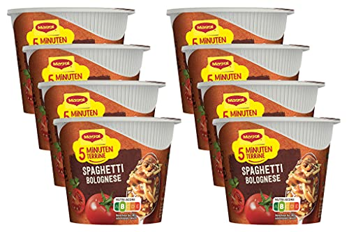 Maggi 5 Minuten Terrine Spaghetti...