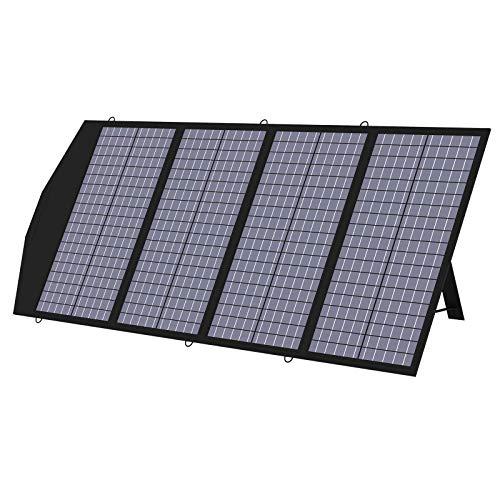 ALLPOWERS - Modulo solare pieghevole da 120 W, con pannello solare pieghevole e caricatore solare per camper, power station, ricarica rapida, alimentazione di emergenza, tablet