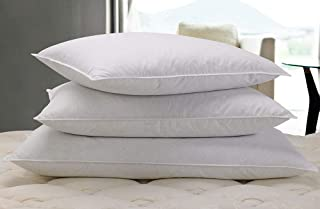 Courtyard by Marriott Feather & Down Pillow - Soft, Dual Chamber Feather and Down Pillow Exclusively for Courtyard - King (20